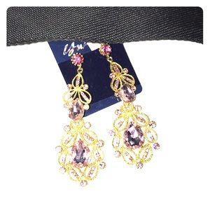 Elegant/Fancy earrings.